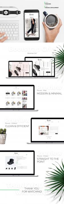 Дизайн сайта. UI&UX Design, Web Design, E-commerce