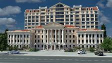 Моделирование зданий и последующая визуализация