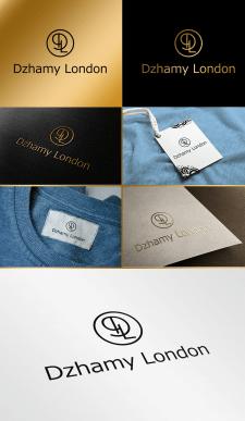 Логотип для магазина женских дизайнерских платьев