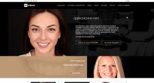 Верстка сайта Mvision