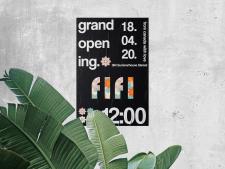 баннер для открытия канадского бренда одежды