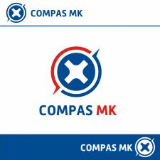 Логотип Compas MK