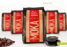 Разработка упаковки для кофе