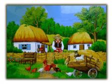 Наїв арт. Українська тематика