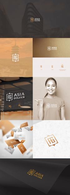 Логотип ASIA GOLDEN