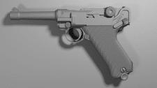 Luger Parabellum 08