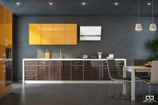 Визуализация кухонного гарнитура