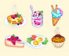 Иконки продукты
