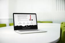 Landing page продажи электронных кальянов