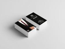 визитки магазина одежды