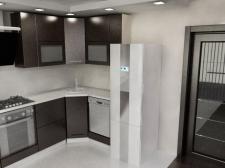 3d кухня