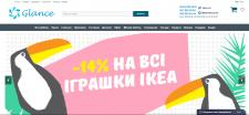 Интернет-магазин Mebli Glance