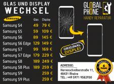 Баннер для магазина по ремонту телефонов