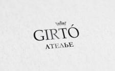 Логотип для ателье Girto в Минске
