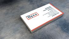 Визитная карточка для ВККА