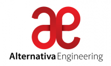 Логотип «Alternativa Engeniring»
