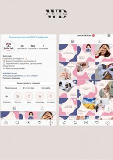 Оформление профиля в Instagram