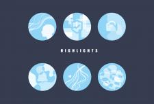 Иконки для актуальных