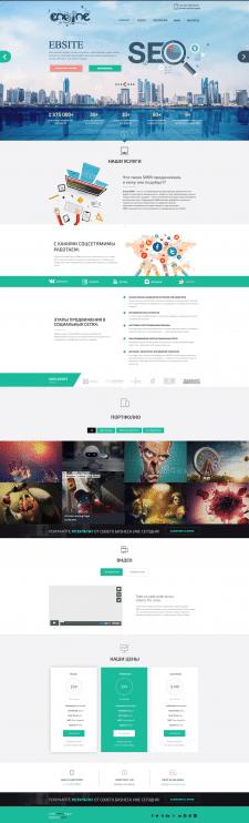 Дизайн сайта CMM GO