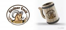 Stolzer Emil | Лого для частной пивоварни