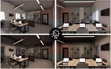 Офісне приміщення в стилі лофт м. Олександрія