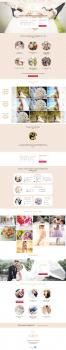 Сайт свадебного агенства Queen