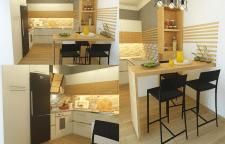 Дизайн кухни, г.Киев, б-р Кольцова