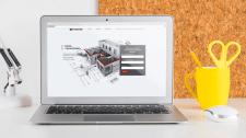 Сайт для B2B компании. Украина