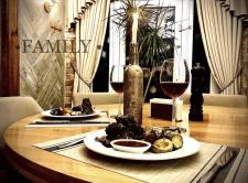 FAMILY кафе/ресторан семейного уюта