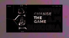 Дизайн Главной страницы спортивного мероприятия