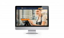 Адаптивний сайт компанії з автоматизації торгівлі
