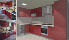 кухня 03 (программа: PRO100)
