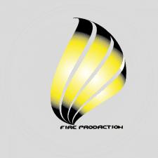 Создание логотипа FIRE-PRODACTION