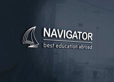Логотип для компании по образованию за рубежом