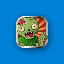 Иконка для зомби-шутер игры