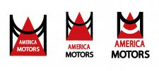 """Логотип для фирмы """"Аmerica motors"""""""