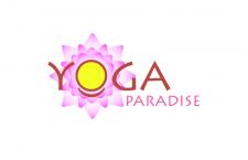 Логотип для салона йоги
