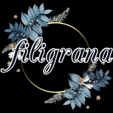 """Логотип до Інтернет магазину """"Filigrana_jewely"""""""