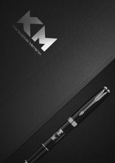Логотип компании цветных металлов