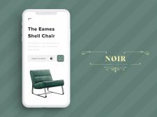 Приложение покупки мебели