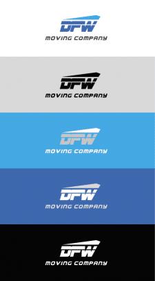 Логотип для логистической компании 3