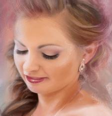 цифровий живопис, портрети