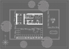 Holiday House plan