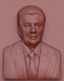 Моделирование портрета для резки на ЧПУ. Частный з