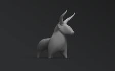 Создание 3Д модели персонажа