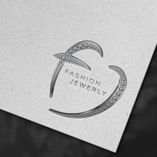 Разработка логотипа FJ