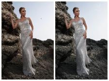 Обработка фотографий для свадебного каталога