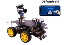 Нейронная сеть управления движением робота