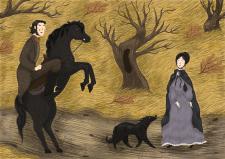 Book Illustration (Иллюстрация для книги)