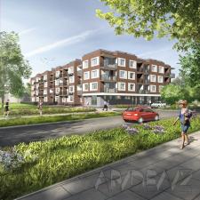 """Візуалізація та планування квартир """"Житловий будин"""